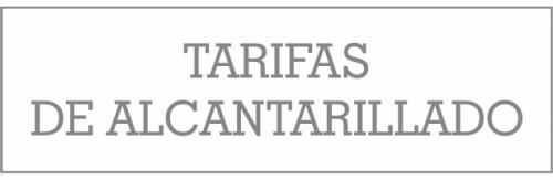 TARIFAS-ALCANTARILLADO